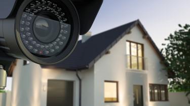 ház biztonság kamera