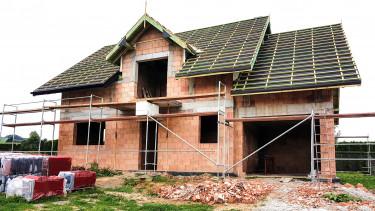 házépítés építkezés