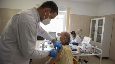 háziorvos oltás vakcina koronavírus mti