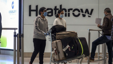Heathrow repülőtér