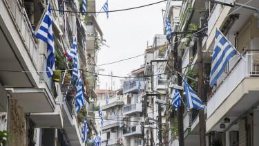 Hidegzuhany az IMF-től: Görögországra ráomlik az adósság