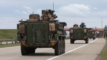 Hivatalos: szabadon mozoghatnak az amerikai katonák Magyarországon