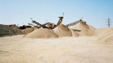 homokbánya