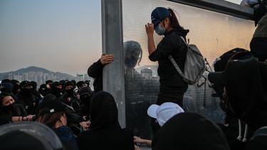 hongkongtüntetés