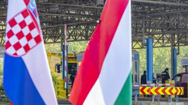 horvát-magyar határ