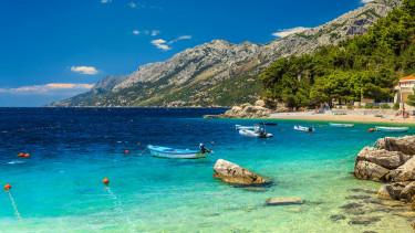 horvátország tengerpart shutter