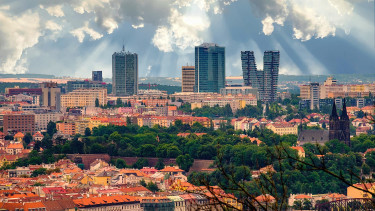 House price boom in Hungary eclipses rise in region