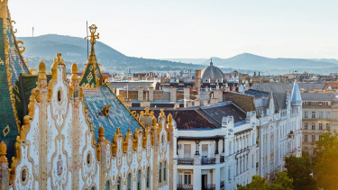 House prices rise most steeply in Hungary in entire EU