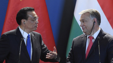 Hungarian PM Orbán announces key agreements with China