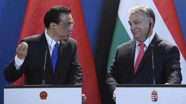 Hungarian Premier to meet Chinese counterpart