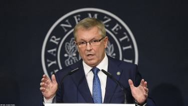 Hungary cenbank chief urges gov't to cut income tax further