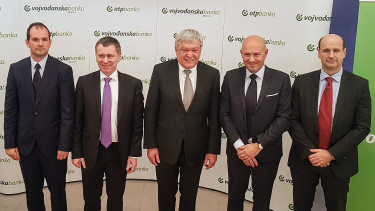 Hungary OTP buys another bank in Serbia