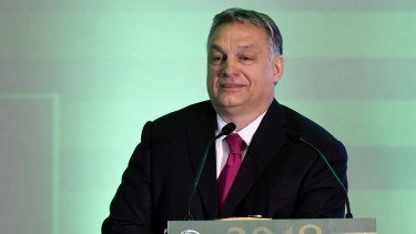 Hungary PM Orbán says every family will receive HUF 12,000