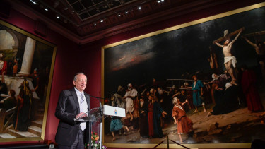 Hungary to buy more Munkácsy paintings