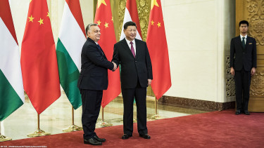 Hungary to promote Chinese relations in Europe