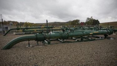 Hungary to sell strategic gas reserve facility