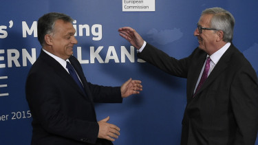Hungary's Orbán no longer has a place in the EPP - Juncker