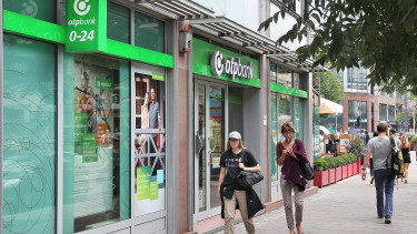 Hungary's OTP buys bank in Moldova