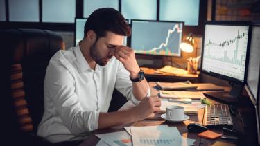 ideges depressziós befektető tőzsdei pánik összeomlás