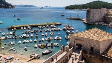 Idegeskedhetnek a horvátországi nyaralásra készülők
