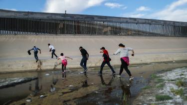 illegális bevándorlás usa