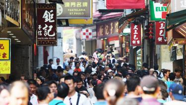 Íme a világ hét egyenlő népességű részre osztva - Ázsia egészen durván fest