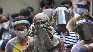 india maszk