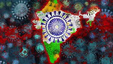 indiai mutáns koronavírus mutáció variáns