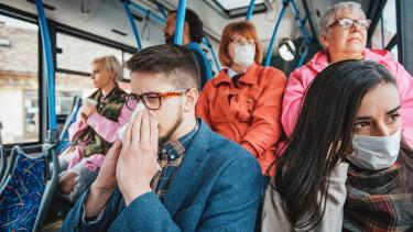 influenza járvány vírus betegség maszk