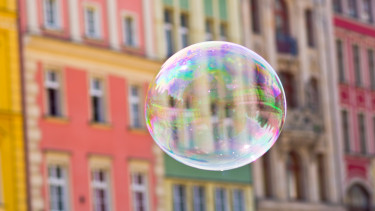 Ingatlanpiaci buborék