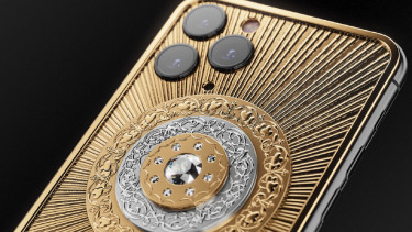 iPhone arany