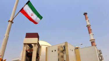 irán atomlétesítmény