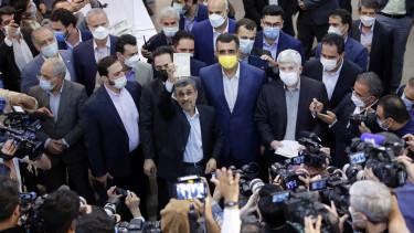 irán elnökválasztás 2