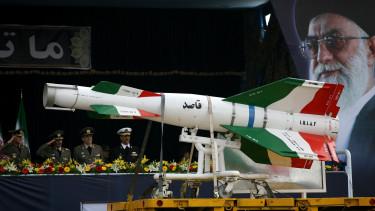 irán rakéta