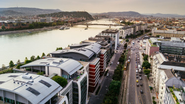 Irodák Budapesten