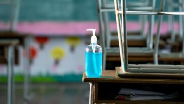 iskola járvány koronavírus