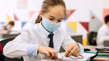 iskola koronavirus