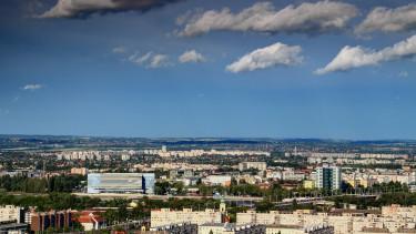 Ismeretlen cseh fejlesztő építhet gigaprojektet az Árpád hídnál