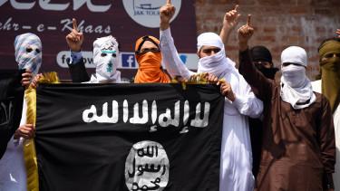 iszlám állam kasmirban