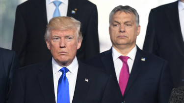 It's official: Hungarian PM Orbán is expected in Washington