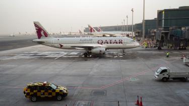 Itt a Qatar Airways tájékoztatása a katari helyzetről