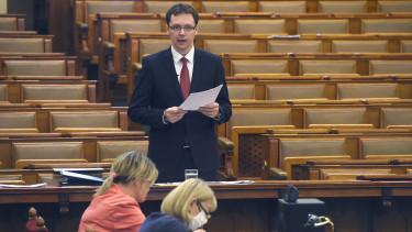 izer norbert parlament
