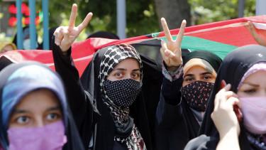 izrael palesztin tűzszünet
