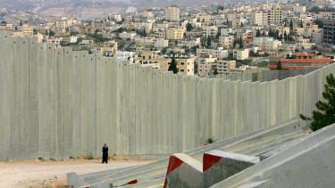 izrael palesztina
