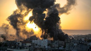 izrael palesztina konfliktus