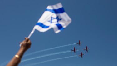Izrael szíria légicsapás