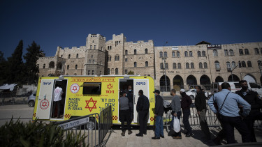 izrael vakcina újranyitás