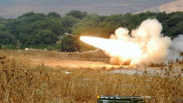 izraeli rakéta szíria