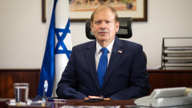 izreal nagykövet yacov hadas-handelsman