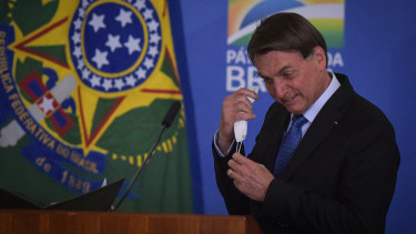 jair bolsonaro getty editorial